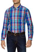 Gant L. Malibu Poplin Check Sportshirt