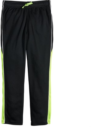 Boys 4-12 Jumping Beans Active Mesh Striped Pants