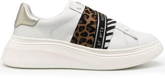 Moa Master Of Arts Low-Top Slip-On Sneakers