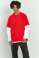 Uo Tokyo Japan Red T-shirt