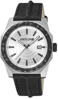Roberto Cavalli Men's Silver Watch.