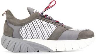 Thom Browne Raised Tech running mesh sneakers