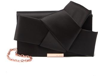 Ted Baker Fefe Bow Clutch Bag