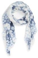 Nordstrom Women's Aquarelle Cashmere & Silk Scarf