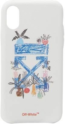 Off-White Off White Arrow iPhone X case