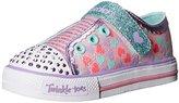 Skechers Twinkle Toes Light-Up Sneaker (Little Kid)