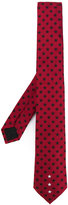 Givenchy Stars embroidered tie