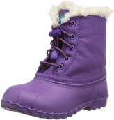 Native Jimmy Winter Toddler US 5 Purple Winter Boot