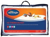 Silentnight Hi-Therm 13.5 Tog Duvet, Double