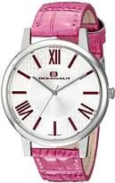 Oceanaut Women's OC7210 Analog Display Quartz Pink Watch