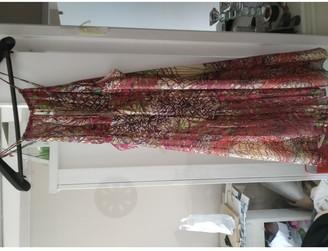 Les Petites Beige Silk Dress for Women