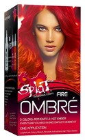 Splat Hair Bleach and Color Kit - Ombre Fire - 5.2 oz