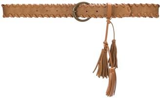 Twin-Set Tassel Belt