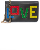 Les Petits Joueurs Micro Janis Rainbow Love Bag