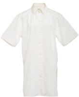 Victoria Beckham Moire Taffeta Shirt