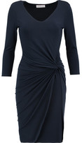 Velvet by Graham & Spencer Twisted Jersey Dress