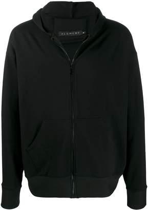 Alchemy plain hoodie