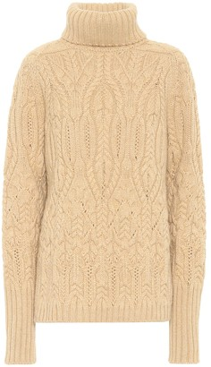 Loro Piana Tribeca cable-knit cashmere sweater