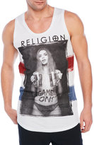 Religion Graphic Muscle Tank