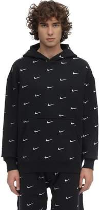 Nike Nrg Swoosh Logo Sweatshirt Hoodie