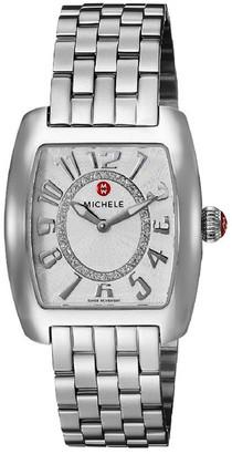 Michele Women's Urban Mini Diamond Watch