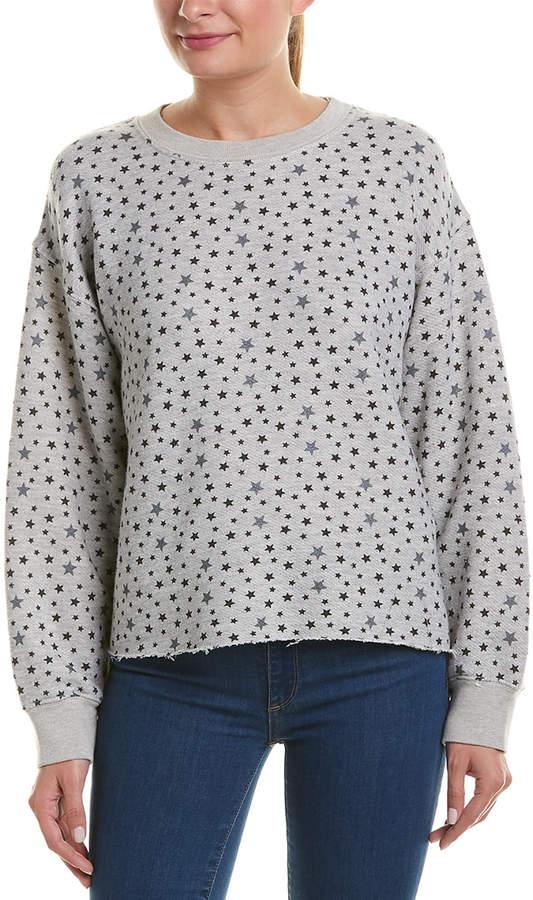 Current/Elliott The Slouchy Crop Sweatshirt