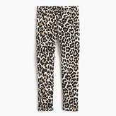 J.Crew Girls' everyday leggings in leopard