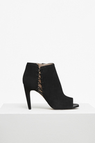 French Connection Quincy Heeled Open Toe Shoe Boots
