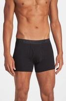 2xist Men's Pima Cotton Boxer Briefs