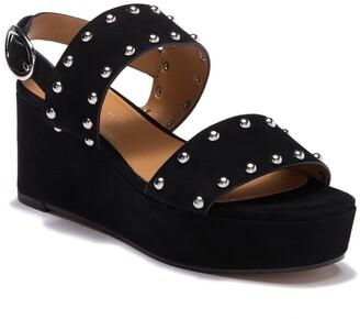 Rebecca Minkoff Ilea Suede Platform Sandal