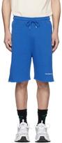 Han Kjobenhavn Blue Sweat Shorts