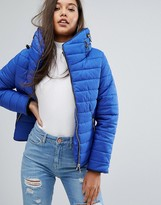 PrettyLittleThing Padded Jacket