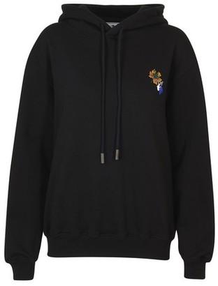 Off-White Leaves Arrow hoodie