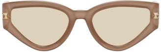 Christian Dior Pink CatStyleDior1 Sunglasses