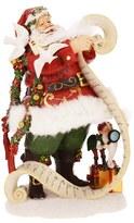 Mark Roberts 'Santa's List' Figurine