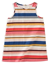 Kate Spade Girls' Berber Stripe Dress - Little Kid