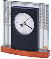 Bulova Tabletop Clock B7750 Glasner House