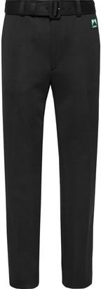 Prada Tech-Jersey Trousers
