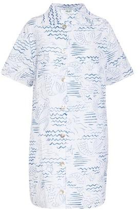 Kenzo Short-sleeved tunic dress