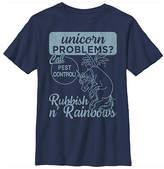 Fifth Sun Disney Pixar Onward Unicorn Problems Little /Big Kid Boys Short Sleeve T-Shirt