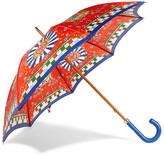 Dolce & Gabbana Printed twill umbrella