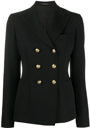 Tagliatore Janise double-breasted blazer
