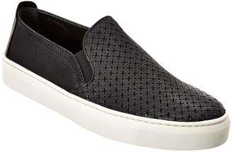 The Flexx Stella Leather Slip-On Sneaker