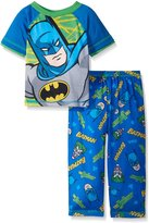 "Batman Little Boys' Toddler ""Joker Tricks"" 2-Piece Pajamas"