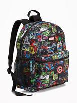 Old Navy Marvel Comics Super Heroes Backpack for Boys