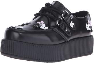 T.U.K. Women's Daisy Bunches Viva Creeper