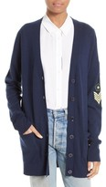 Equipment Women's Gia Patch Cardigan