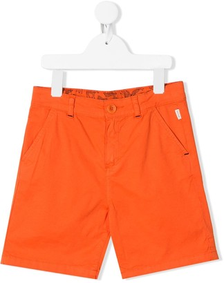 Paul Smith Zebra Lined Chino Short