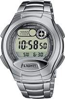 Casio Collection – Unisex Digital Watch with Stainless Steel Bracelet – W-752D-1AVES