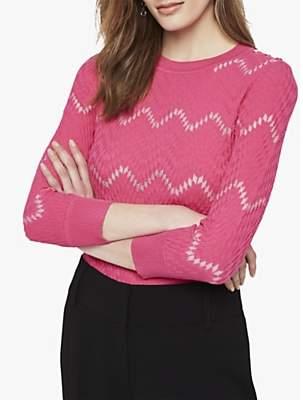 Damsel in a Dress Oria Texture Jumper, Pink